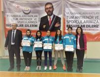 Bilecik Analig Badminton Takımı Çeyrek Finalde