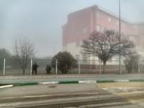 Bursa'da Görüş Mesafesi 1 Metreye İndi