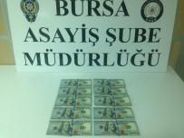Bursa'da Sahte Polislere 12 Bin Lirasını Kaptırdı