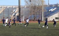 HASAN AKGÜN - Büyükçekmece, Kazakistan'ın Real Sport Takımıyla 'Dostluk Maçı' Yaptı