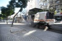 BARIŞ MANÇO - Büyükşehir, Asfaltlama Çalışmalarını Aralıksız Sürdürüyor