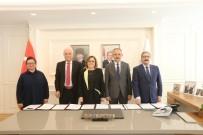 ÖĞRETIM GÖREVLISI - Büyükşehir, Gaziantep İçin 4 Üniversiteyle İnovasyon Güçlerini Birleştirdi