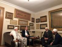 Cumhurbaşkanı Erdoğan'dan Emin Saraç Hoca Ve Hasan Kılıç Hoca'ya Ziyaret