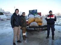 ORMAN MÜDÜRLÜĞÜ - Eğirdir'de Kaçak Avlanan 700 Kilogram Kerevit Göle Bırakıldı