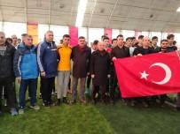 FETHİ SEKİN - Fethi Sekin Anısına Halı Saha Turnuvası