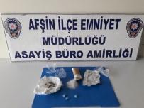 Kahramanmaraş'ta Uyuşturucu Operasyonuna 2 Tutuklama