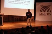 Mardin'de Öğrencilere Sınav Kaygısı Ve Motivasyon Konferansı