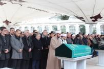 MUSTAFA ÇALIŞKAN - Metin Şentürk'ün Babası Son Yolculuğuna Uğurlandı
