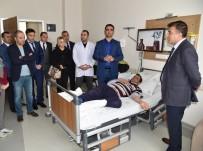 İL SAĞLIK MÜDÜRÜ - Müdür Sünnetçioğlu Açıklaması 'Hasta Memnuniyetine Önem Veriyoruz'