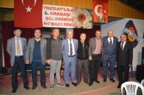 YOZGAT - Muğla'da Yaşayan Yozgatlılardan 'Arabaşı' Gecesi