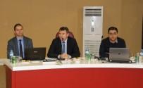 EĞİTİM MERKEZİ - NEVÜ'de 'Kapadokya Destinasyon Gelir Yönetimi Sistemi' Proje Toplantısı Yapıldı