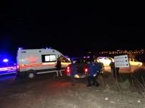 BELEDİYE İŞÇİSİ - Ormanlık Alanda Mahsur Kalan Belediye Başkanı Ve 2 İşçi Kurtarıldı