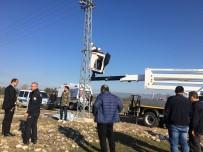 EMNIYET ŞERIDI - Pazarcının Cesedi Elektrik Direğinin Dibinde Bulundu