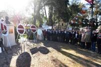 TURİZM BAKANLIĞI - Rauf Denktaş Muratpaşa'da Anıldı