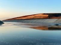 REYHANLI - Reyhanlı Barajında Su Tutuldu