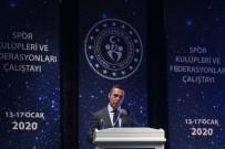 TÜRKIYE FUTBOL FEDERASYONU - Spor Kulüpleri Ve Federasyonları Çalıştayı'nda Ali Koç'tan Türk Futbolunun Sorunları Ve Çözüm Önerileri