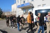 Terör Örgütünün Talimatları İle Hareket Ediyorlardı, Yakalandılar