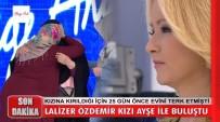 MÜGE ANLı - Türkiye'nin Beklediği Buluşma Müge Anlı'da Gerçekleşti