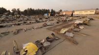 İRAN - Ukrayna, Uçak Enkazına Ait Yeni Görüntüler Yayınladı