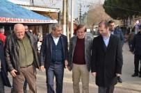 FIRAT ÇELİK - Vali Yardımcısı Arat Ve Başkan Kaplan, Çakırbeyli'ye Müjdelerle Geldi