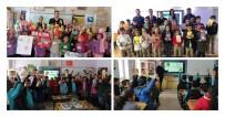 ENERJİ TASARRUFU - VEDAŞ'tan 'Enerji Tasarrufu Haftası' Etkinliği