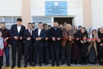 BEYİN KANAMASI - Abdurrahman Paksoy Adına Kütüphane Açıldı