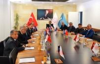 AHİKA Ocak Ayı Yönetim Kurulu Toplantısı Nevşehir'de Yapıldı