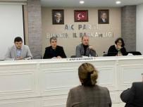 AK Parti İl Yönetim Kurulu Toplantısı Yapıldı