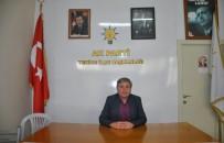 SİYASİ PARTİ - AK Parti Yenice İlçe Başkanı Kırık Görevinden İstifa Etti