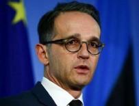 FRANSA - Almanya'dan İran'a gözdağı
