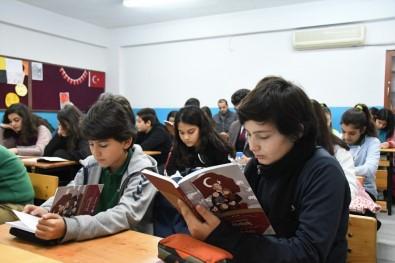 'Ata'ya Selam Olsun' Projesi Kapsamında Kitaplar Okunmaya Başlandı