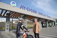 BİSİKLET - Ayçiçeği Bisiklet Vadisi Şampiyonaya Hazır