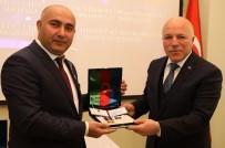 DEVLET BAŞKANI - Azerbaycan Cumhurbaşkanı Aliyev'den Sekmen'e Onur Madalyası