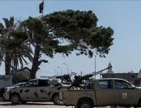 ULUSAL MUTABAKAT - BAE'ye ait askeri araçlar Hafter'in karargahına ulaştı