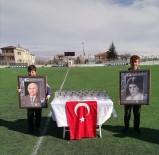 BAŞAKPıNAR - Başakpınar'ın Merhum Spor Adamları Anıldı