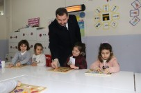 KURAN-ı KERIM - Başkan Baydilli'den Kuran Kursuna Ziyaret