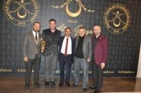 Başkan Şahin'e 'Şeffaf Belediyecilik' Kategorisinde Ödül