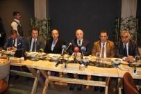 MUSTAFA YAŞAR - Başkan Sekmen Açıklaması 'Hepimizin Ortak Paydası Erzurum'dur'