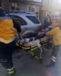 ABANT - Bolu'da Bıçaklı Kavga Açıklaması 1 Yaralı