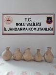 Bolu'da Roma Dönemine Ait 5 Tarihi Küp Yakalandı Açıklaması 1 Gözaltı