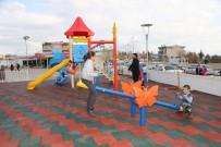 ÇOCUK HASTALIKLARI - Çocuk Hastanesine Oyun Parkı Kuruldu