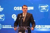 ENERJİ VE TABİİ KAYNAKLAR BAKANI - Enerji Bakanı Dönmez Açıklaması 'Sıfırdan Çıktığımız Yolda 'Made In Türkiye' Damgasıyla Can Verdik'