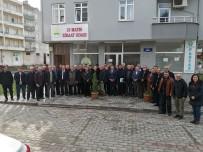 ŞEKER FABRİKASI - Fabrika İçin Bilgilendirme Toplantısı