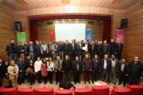 GÜBRE - Gaziantep'te Çiftçi Eğitimleri Devam Ediyor