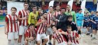 ANADOLU İMAM HATİP LİSESİ - Gençler Futsal Müsabakaları Tamamlandı