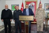 Giresun Valisi Sarıfakıoğulları İlin Asayiş Ve Güvenlik Açısından 2019 Yılını Değerlendirdi