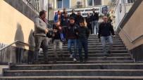 İTİRAF - Iraklı İş Adamının Katil Zanlıları Adliyeye Sevk Edildi