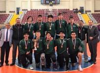 Isparta'daki Basketbol Okul Sporları Şampiyonu Doğa Koleji Oldu