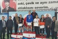 GEVREK - Ispartalı Haltercilerden Türkiye Şampiyonluğu