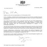 BAĞıMSıZLıK - Johnson, İskoçya'nın Bağımsızlık Referandumu Talebini Reddetti